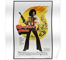 Cleopatra Jones (Red) Poster