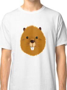 Tête de Castor Classic T-Shirt