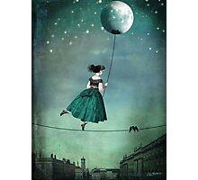 Moonwalk Photographic Print
