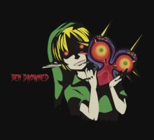 Majora's mask by Ikino