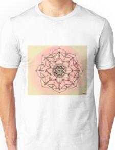 simplicity mandala Unisex T-Shirt