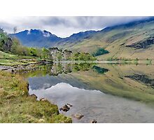 Buttermere Reflections Photographic Print