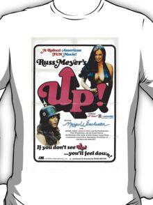 Up! (White) T-Shirt