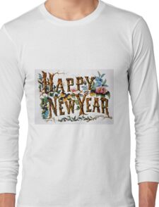 Happy new year - 1876 Long Sleeve T-Shirt