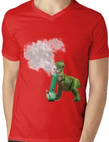 To infinity and beyond Mens V-Neck T-Shirt