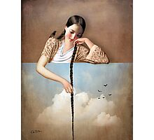 Touch The Sky (Rapunzel) Photographic Print