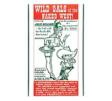 Wild Gals of the Naked West by PulpBoutique