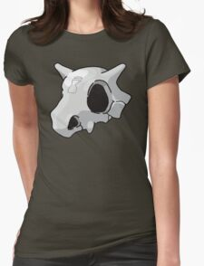 Cubone x Sand Village Womens Fitted T-Shirt
