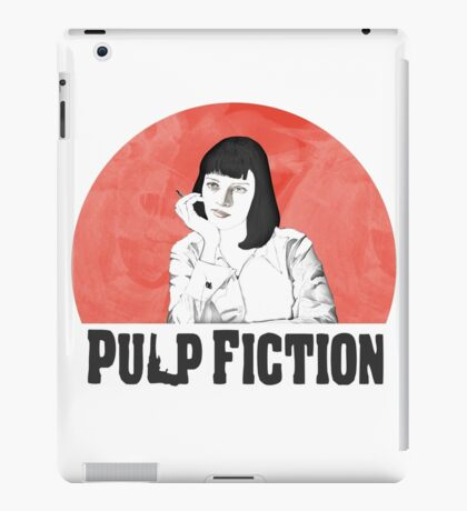 Pulp iPad Case/Skin