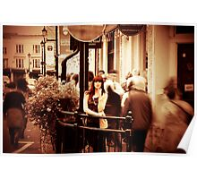 A day out in Greenwich - the day passes by Poster