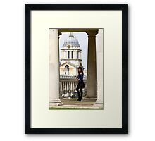at Greenwich Framed Print