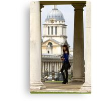 at Greenwich Canvas Print