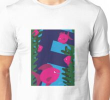 F is for Fish Unisex T-Shirt