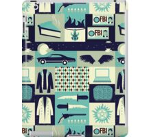 Carry on my wayward son iPad Case/Skin