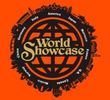 EPCOT World Showcase by tonysimonetta
