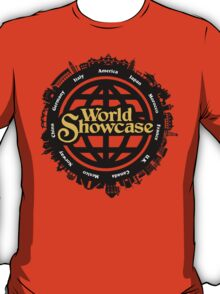 EPCOT World Showcase T-Shirt