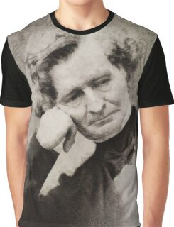 Hector Berlioz, Composer Graphic T-Shirt