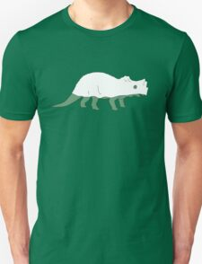 Ghost Triceratops Unisex T-Shirt