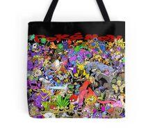 151 POKEMON Tote Bag