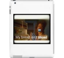 LDN Life Problems and the bread is one iPad Case/Skin