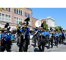 Marching Aces Photographic Print