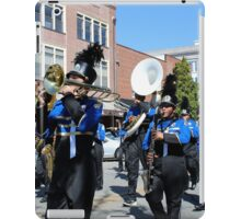 Marching Aces iPad Case/Skin