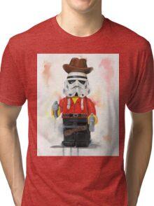 Storm Cowboy Tri-blend T-Shirt