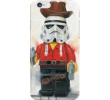 Storm Cowboy iPhone Case/Skin