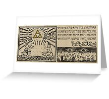 Zelda - The Wind Waker - Introduction 5 of 6 Greeting Card