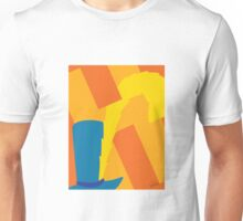 H is for Hat Unisex T-Shirt