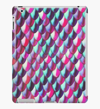 Gemstone Scale iPad Case/Skin