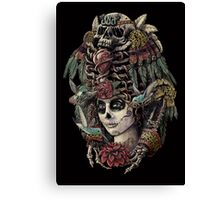 Day of the Dead (Ancient Guardians) Canvas Print