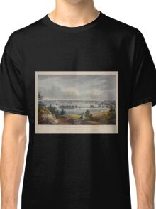348 New York from Heights near Brooklyn Classic T-Shirt