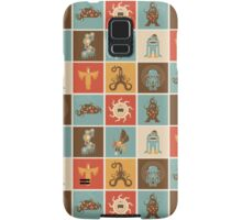 The Lovecraftian Squares Samsung Galaxy Case/Skin