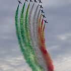 The Frecce Tricolori by SunDwn