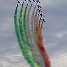 The Frecce Tricolori by SunDwn