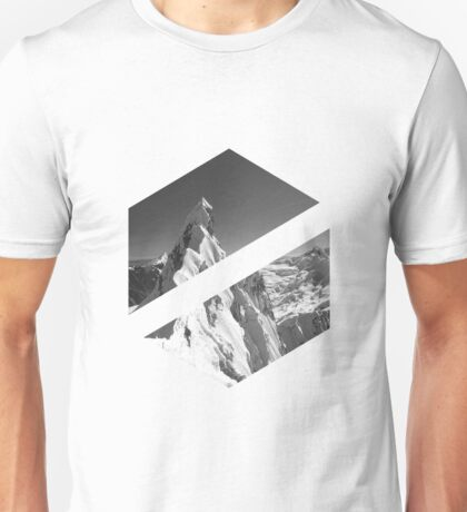 Moutain Hexagon Unisex T-Shirt