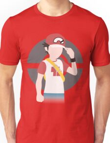 Red's Return - Pokemon Sun & Moon Unisex T-Shirt