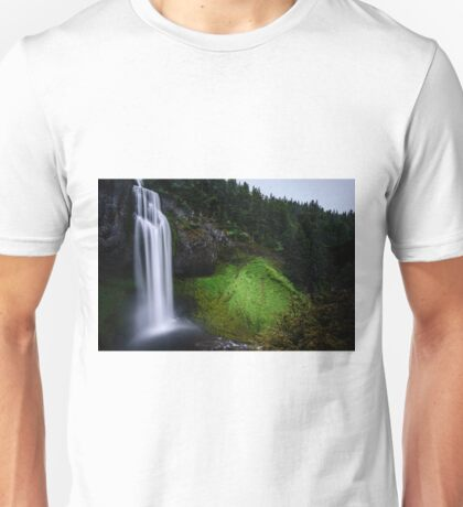 Salt Creek Falls, Oregon Unisex T-Shirt