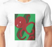 O is for Octopus Unisex T-Shirt