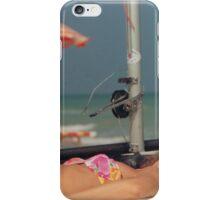il costume da bagno.....il mare...la libertà.... iPhone Case/Skin