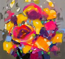 Optimism Bouquet by scottnaismith