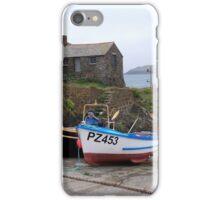 Mullion Harbour, Cornwall, UK iPhone Case/Skin