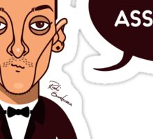 How may I assist you? Sticker