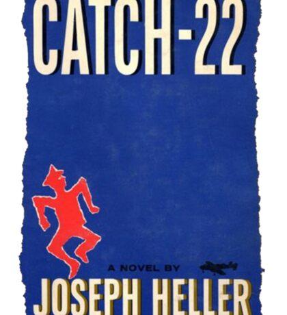 Catch - 22 Sticker
