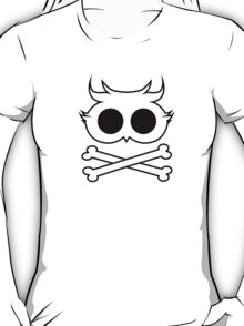 Owl Cross Bone T-Shirt