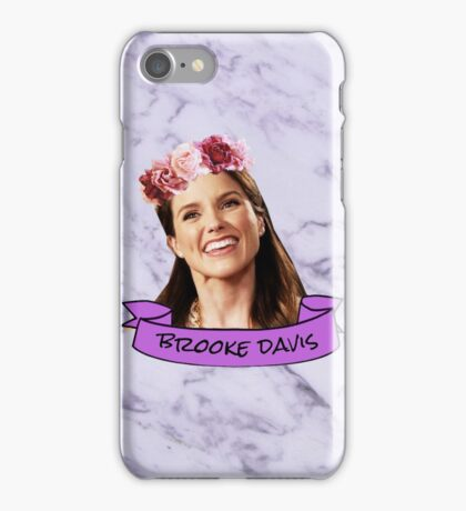 brooke davis v2 iPhone Case/Skin