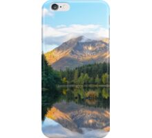 Glencoe Lochan, Glencoe, Scotland. iPhone Case/Skin