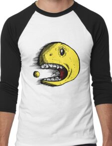 Waka Waka Men's Baseball ¾ T-Shirt