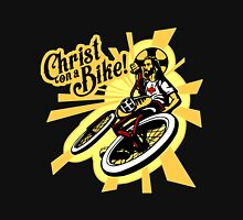 Christ on a Bike Unisex T-Shirt